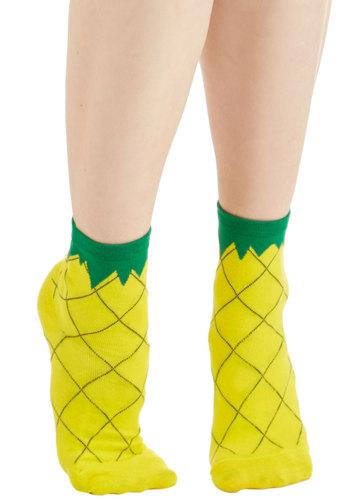Fruit as Can Be Socks
