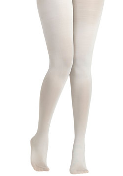 Layer It On Tights in Ivory