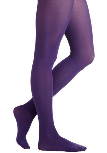 Tights for Every Occasion in Grape - Purple, Prom, Party, Work, Casual, Fall, Winter, Solid, Girls Night Out, Best Seller, Folk Art, Fruits, Gals, Darling, Top Rated