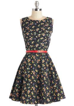 I Flare Say Dress