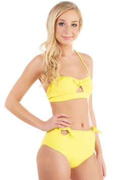 Tides it All Together Swimsuit Top