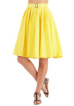 Sunny Spot Skirt