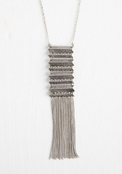 Make Trim Mine Necklace