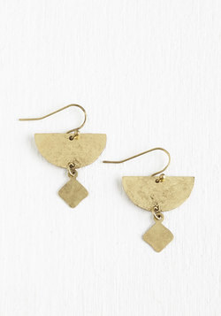 Geo Whiz! Earrings