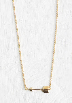 On-Target Style Necklace