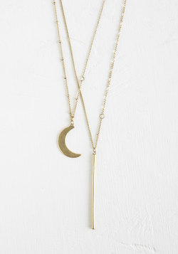 Wane or Shine Necklace