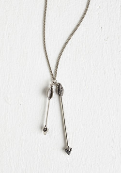 Hits the Mark Necklace