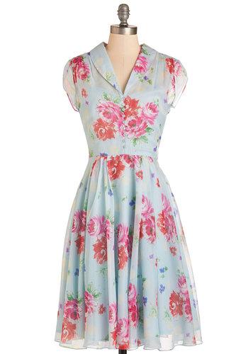 Your Inner Flowerista Dress
