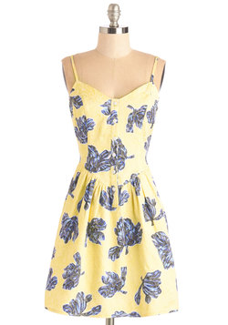 Spring it All to Me Dress