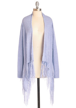 Fringe by Inch Cardigan