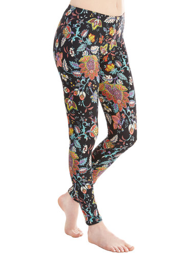Oh So Vine! Leggings