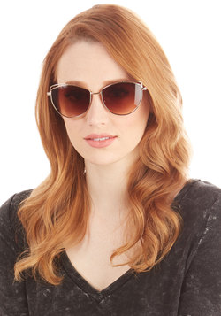 Fashionable Forecast Sunglasses