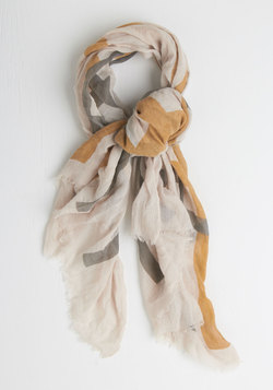Simplest Statement Scarf