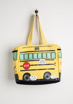 Play It School Tote