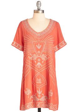 Glowing All Out Tunic