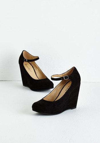 Thats Classy-fied Heel in Nightfall $39.99 AT vintagedancer.com