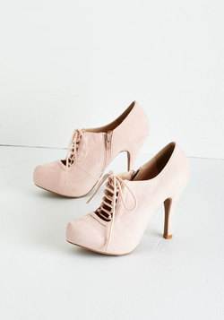 Can't Stop Blushing Heel