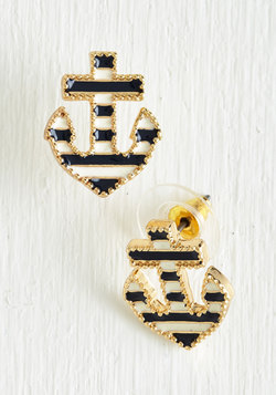 The Long and Port of It Earrings