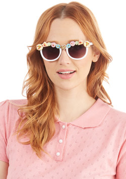 In Flavor of these Sunglasses