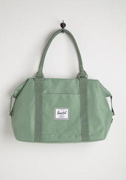 Places to Be Weekend Bag in Sage