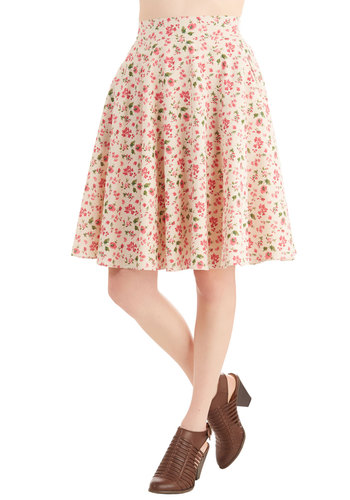 You, Me, and Lunch Skirt