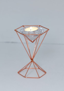 Tealight Up My Life Votive Candle Holder