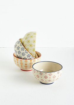 Welcome Snack! Bowl Set