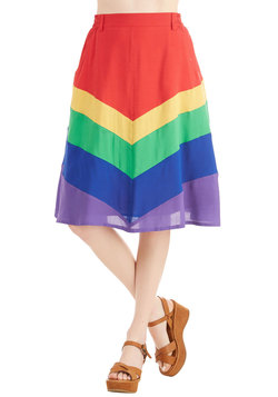 Day Laughter Day Skirt