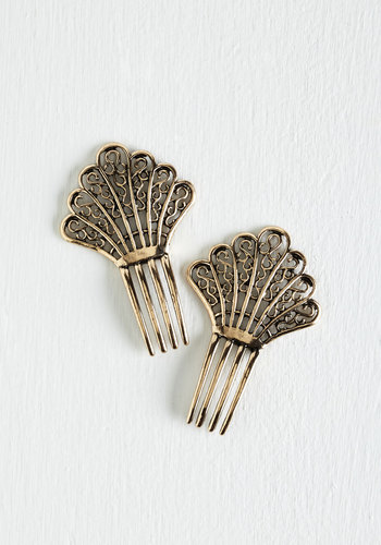 Deco Do Hair Comb Set $9.99 AT vintagedancer.com