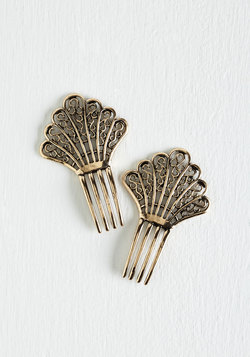 Deco 'Do' Hair Comb Set