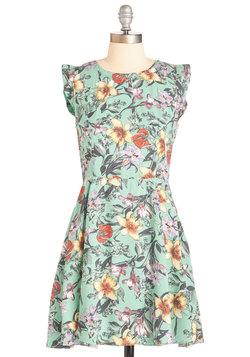 Optimistic Botanist Dress