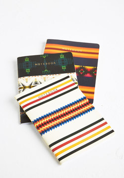 Blanket Statements Notebook Set
