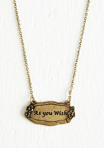 Wish Upon a Charm Necklace