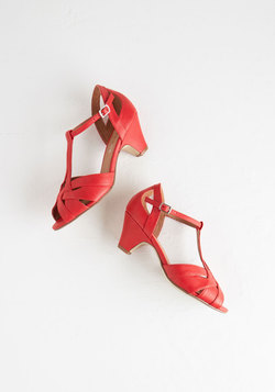 Architectural Tour Heel in Coral