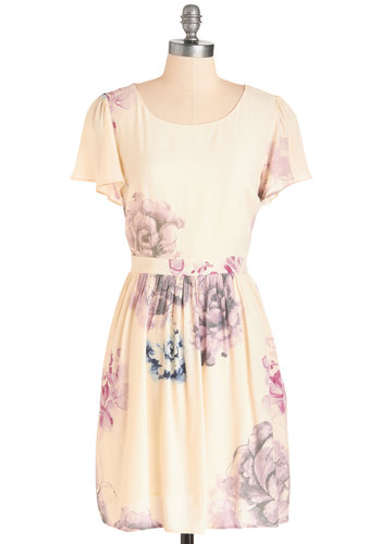 Peonies, Please Dress