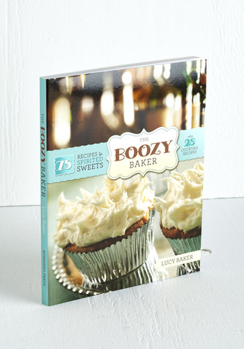 The Boozy Baker - Multi, Dorm Decor, Handmade & DIY, Quirky, Good, Wedding, Hostess, Under $20, Food