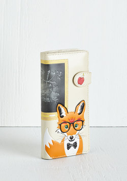 Mathematic Mr. Fox Wallet