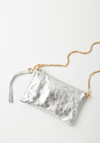 Lay All Your Luxe on Me Clutch