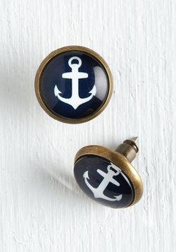 A Joy, Matey! Earrings