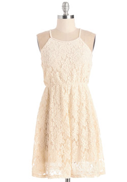 Lace Be Honest Dress