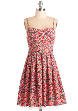 Dance of the Flowers Dress