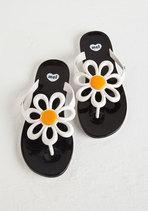 Daisy of Plenty Sandal | Mod Retro Vintage Sandalscom
