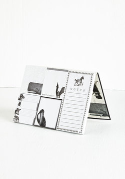 Zoological Thing to Do Sticky Note Set