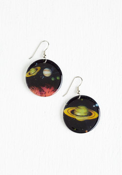 Planet Ahead Earrings