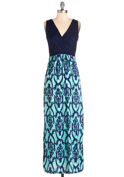 Adore County Dress in Swirls