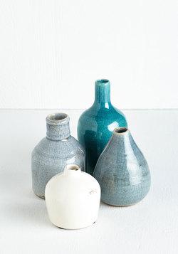 Arrange of Scenery Vase Set