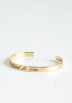 C'est la Glee Bracelet