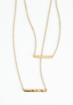 A Dab of Dazzle Necklace