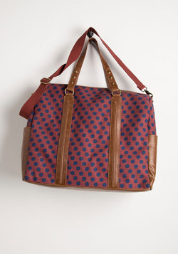 A Feel for Zeal Weekend Bag