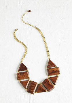Wooden You Agree? Necklace
